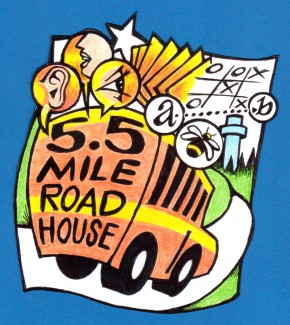 5 5 Mile Road House logo sm border small file