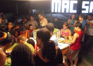 Opening Night MAC SAN