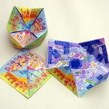 Potrero Puzzler and Cootie Catchers
